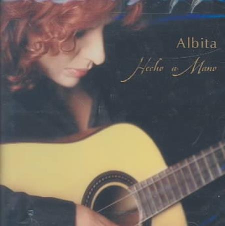 Albita - Hecho A Mano (Hand Made) CD Cover Art
