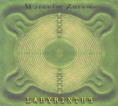 Marcelo Zarvos - Labyrinths CD Cover Art