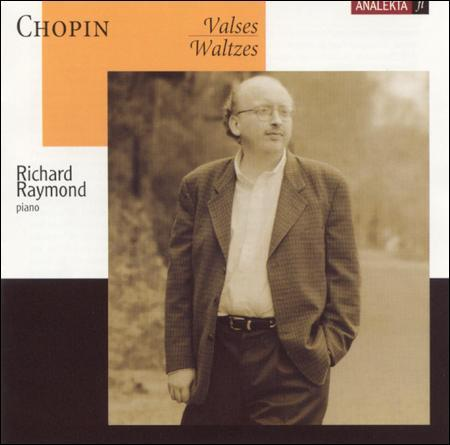 Chopin: Waltzes CD Cover Art