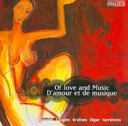 Of Love and Music / D'amour et de musique CD Cover Art
