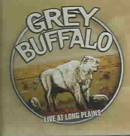 Grey Buffalo - Live at Long Plains CD Cover Art