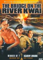 The Bridge on the River Kwai DVD Cover Art