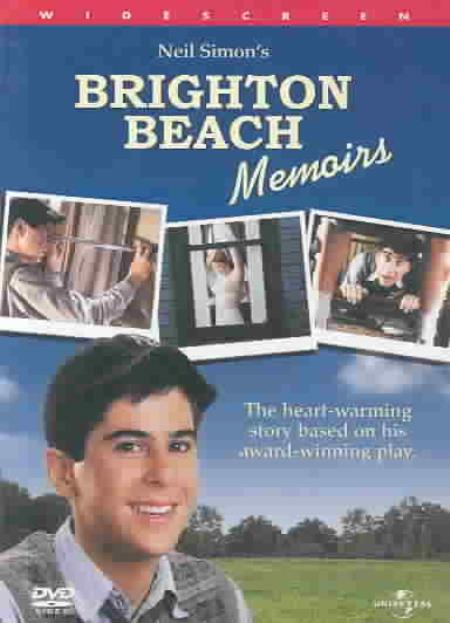 Brighton Beach Memoirs DVD Cover Art