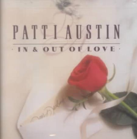 Patti Austin - In & Out of Love CD Cover Art