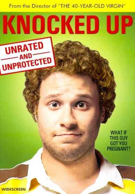 Knocked Up DVD Cover Art