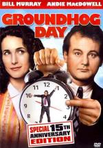 Groundhog Day DVD Cover Art