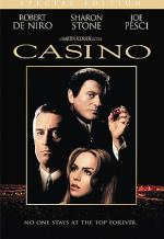 Casino DVD Cover Art