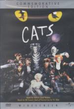 Cats: The Musical DVD Cover Art