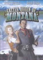 Cattle Queen of Montana DVD Cover Art