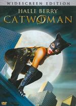 Catwoman DVD Cover Art