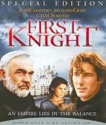 First Knight Blu-ray Cover Art