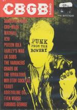 CBGB - Punk From the Bowery DVD Cover Art