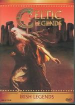 Celtic Legends - Irish Legends DVD Cover Art