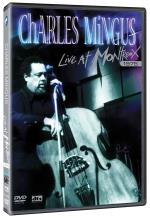Charles Mingus Quintet - Live at Montreux 1975 DVD Cover Art