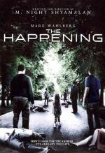 The Happening DVD Cover Art