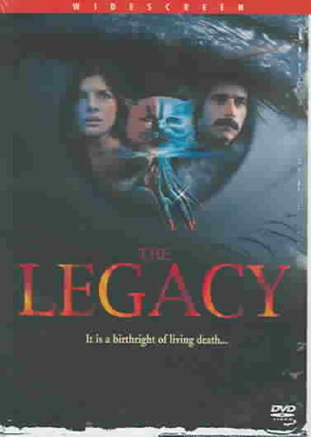 The Legacy DVD Cover Art