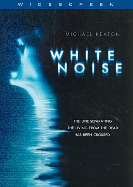 White Noise DVD Cover Art