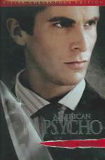 American Psycho DVD Cover Art