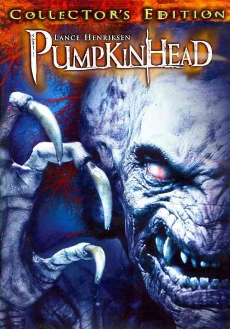 Pumpkinhead DVD Cover Art