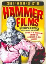 Icons of Horror - Hammer Films DVD Boxset Cover Art