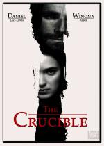 The Crucible DVD Cover Art