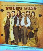 Young Guns Blu-ray Cover Art