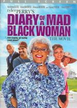 Diary of a Mad Black Woman DVD Cover Art