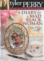 Diary of a Mad Black Woman - The Play DVD Cover Art