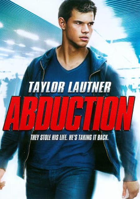 Abduction DVD Cover Art