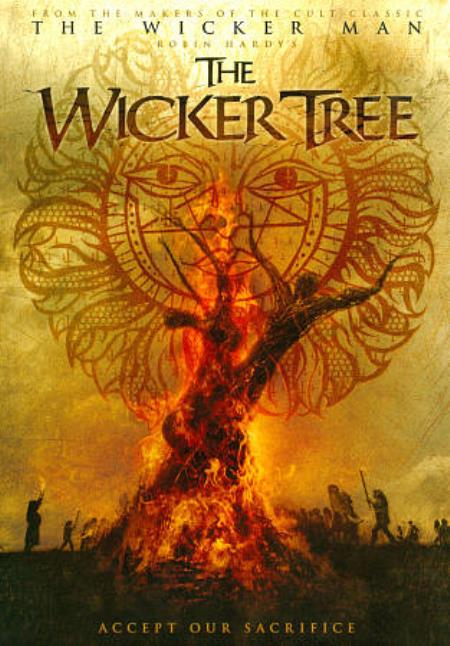 The Wicker Tree DVD Cover Art