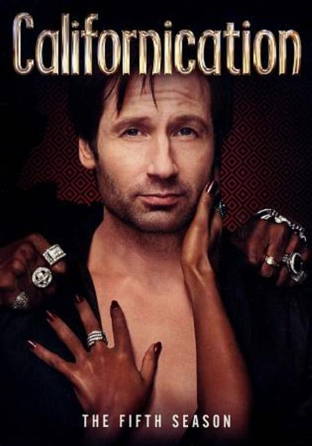 Californication: The Fifth Season DVD Boxset Cover Art
