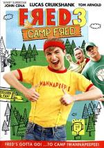 Fred 3: Camp Fred DVD Cover Art
