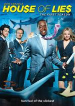 House of Lies: The First Season DVD Boxset Cover Art