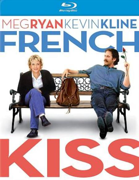 French Kiss Blu-ray Cover Art