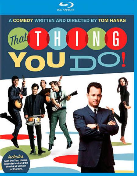 That Thing You Do! Blu-ray Cover Art