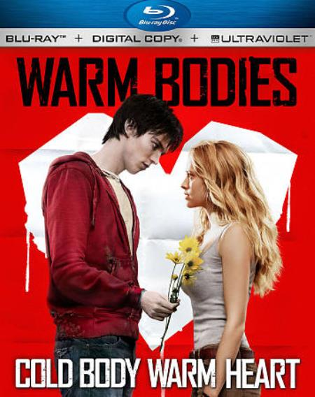 Warm Bodies Blu-ray Cover Art