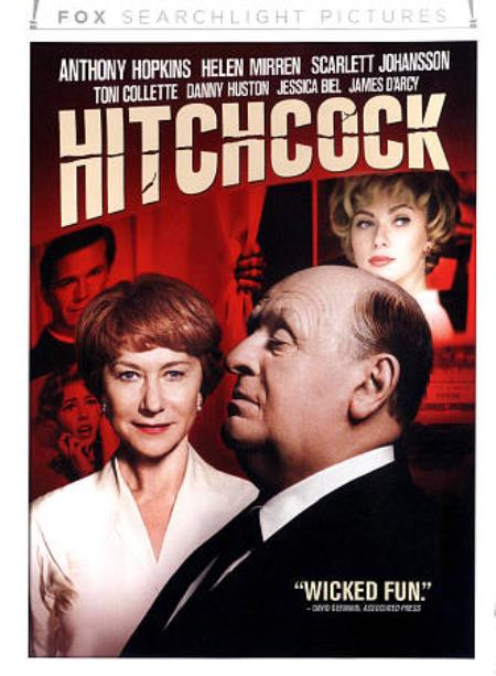 Hitchcock DVD Cover Art