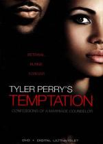 Tyler Perry's Temptation DVD Cover Art