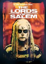 The Lords of Salem DVD Cover Art