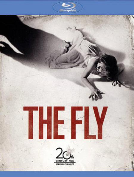 The Fly Blu-ray Cover Art