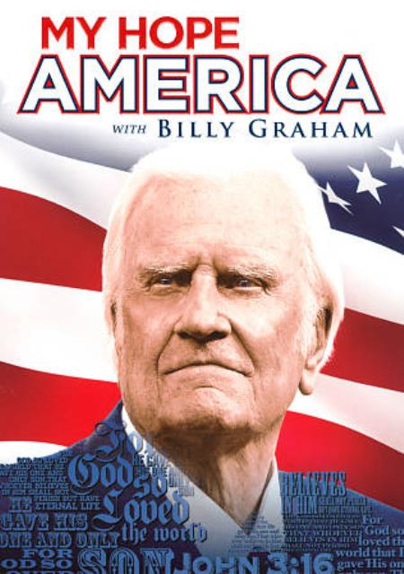 Billy Graham: My Hope DVD Cover Art