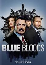 Blue Bloods: The Fourth Season DVD Boxset Cover Art