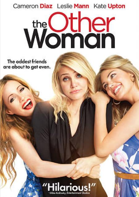 The Other Woman DVD Cover Art