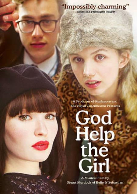 God Help the Girl DVD Cover Art