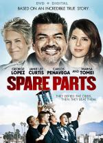 Spare Parts DVD Cover Art
