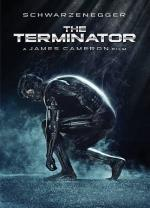 The Terminator DVD Cover Art
