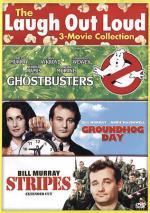Classic Comedies Collection - Ghostbusters/Stripes/Groundhog Day DVD Boxset Cover Art