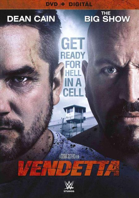 Vendetta DVD Cover Art