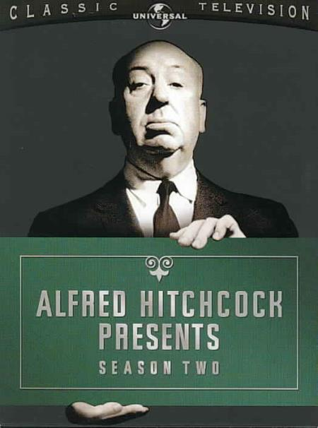 Alfred Hitchcock Presents: Season Two DVD Boxset Cover Art