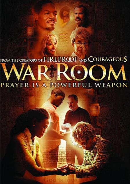 War Room DVD Cover Art